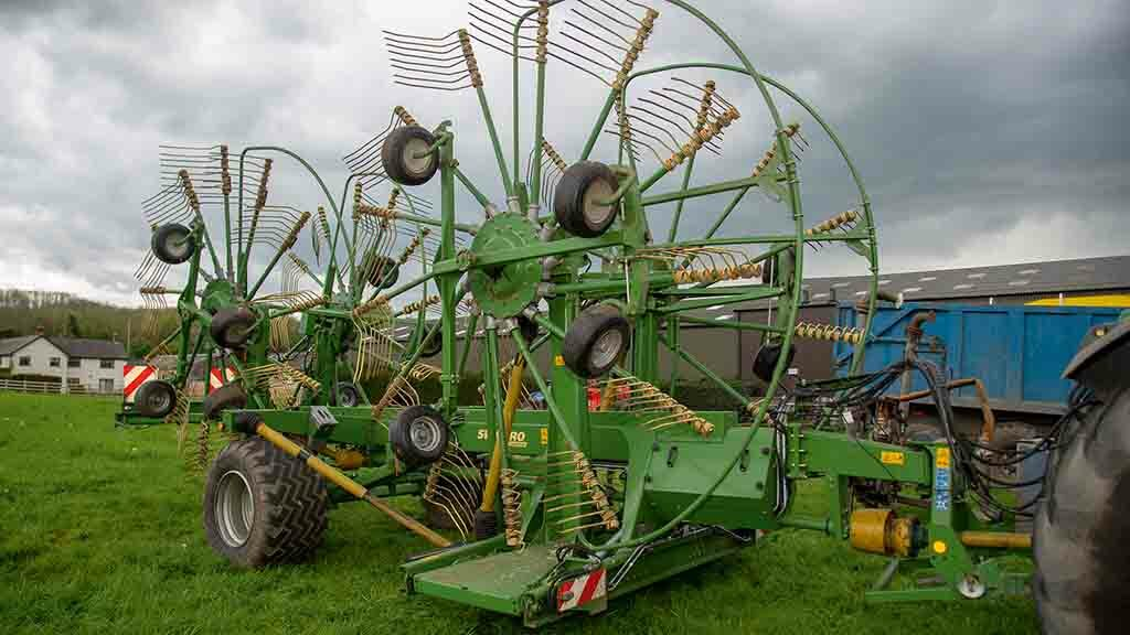 Farm workshop advice: Keeping on top of rake maintenance