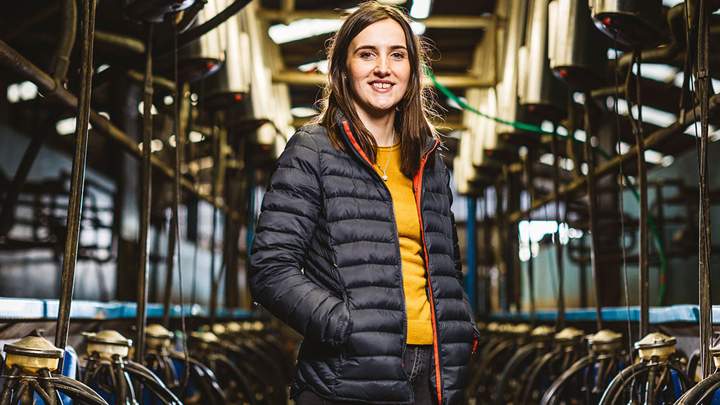 'There are so many paths in the ag sector; just try a few and see what suits you'