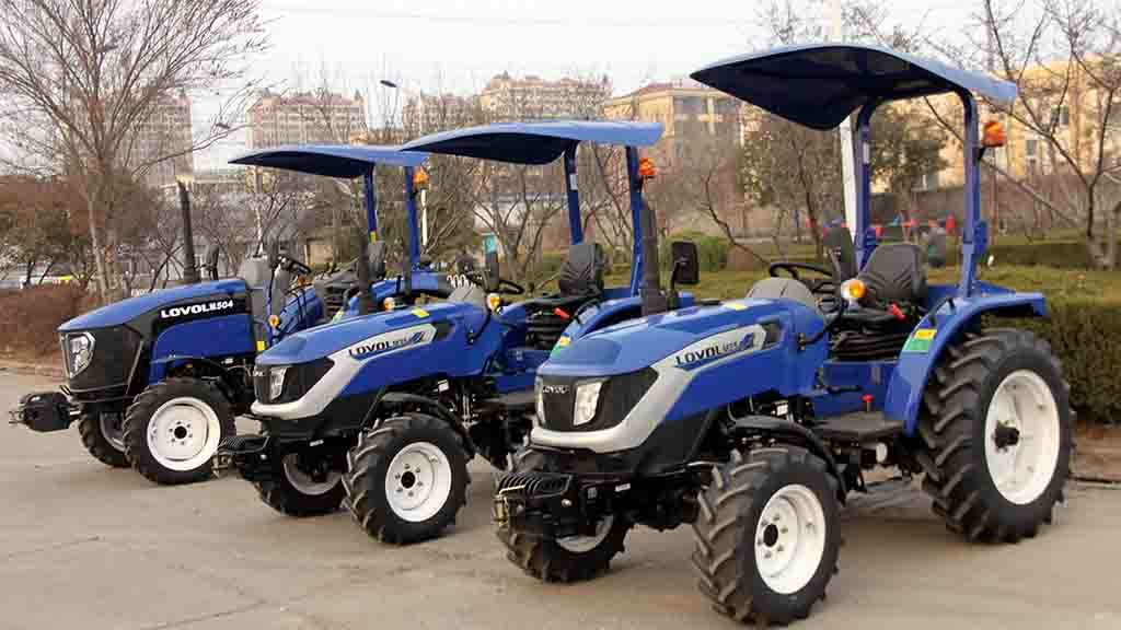 Affordable Chinese tractors: Foton rebrands and upgrades range for 2019