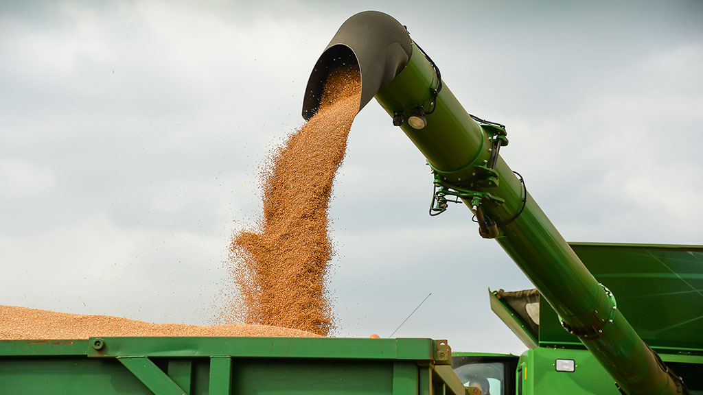 An eye on the grain market - April 25 update