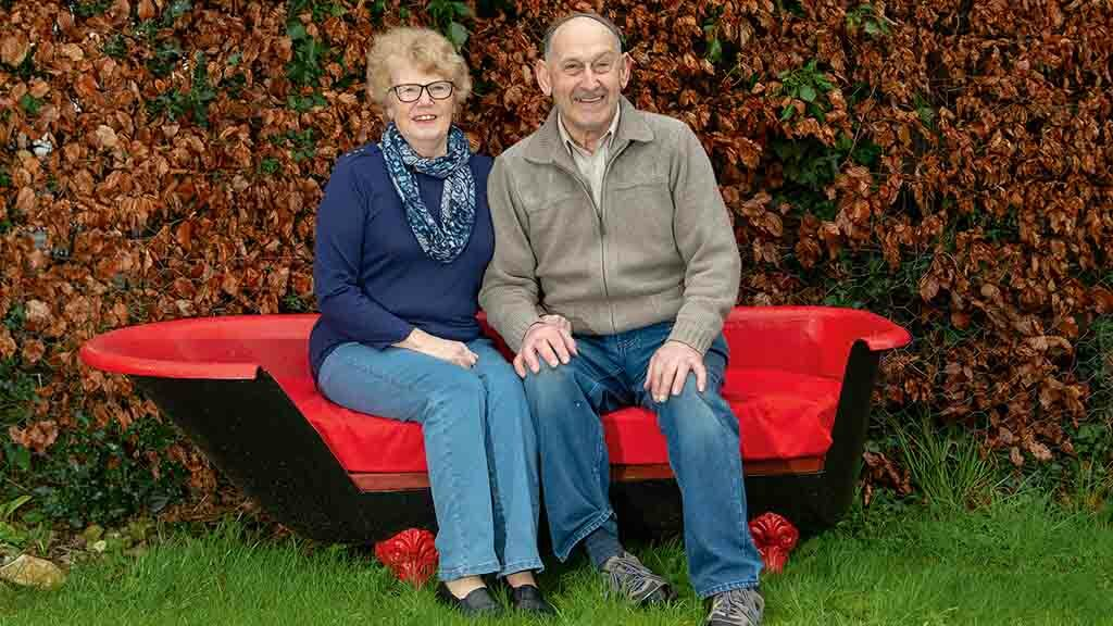 Backbone of Britain: After 35 years, couple release their farmhouse bed and breakfast memoirs