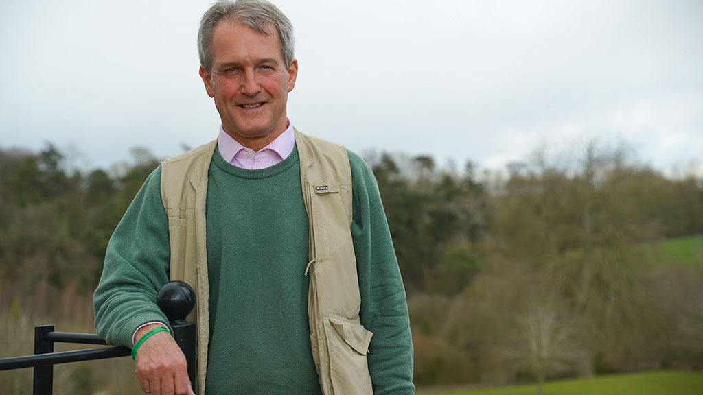 Owen Paterson: 'Brexit should offer British farming a wonderful opportunity'