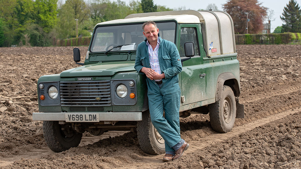 In your field: Ian Garnett - 'MPs should not use farming as just a photo opportunity'