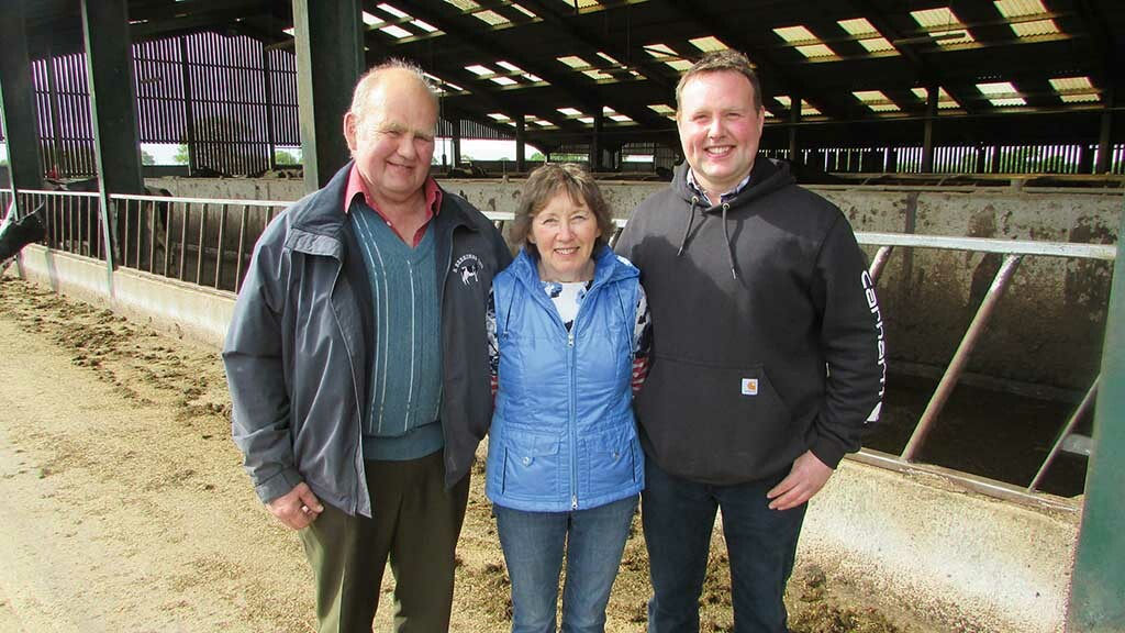 British family boosts profits after installing robotic feeding system on dairy farm