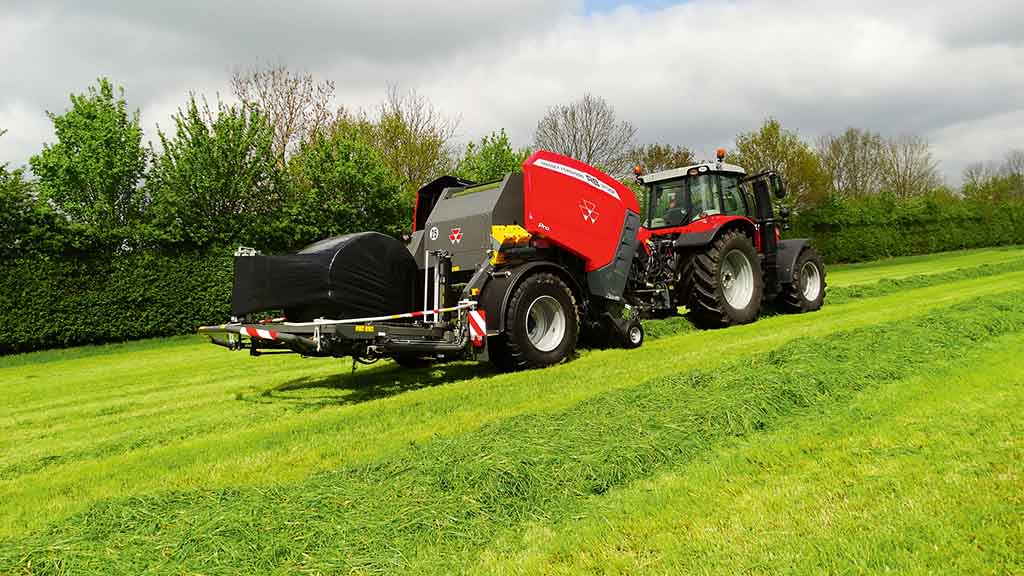 Massey Ferguson expands grassland portfolio ahead of baling season