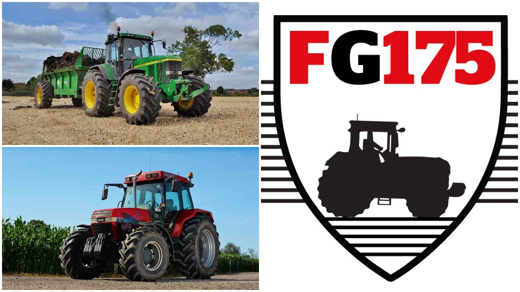 FG joins the 175 club: A brief history of John Deere and Case IH