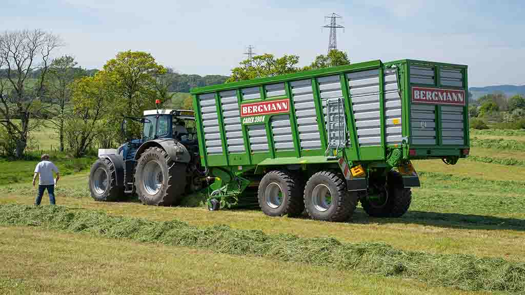 Grass and forage special: Right conditions key for multi-cut grass