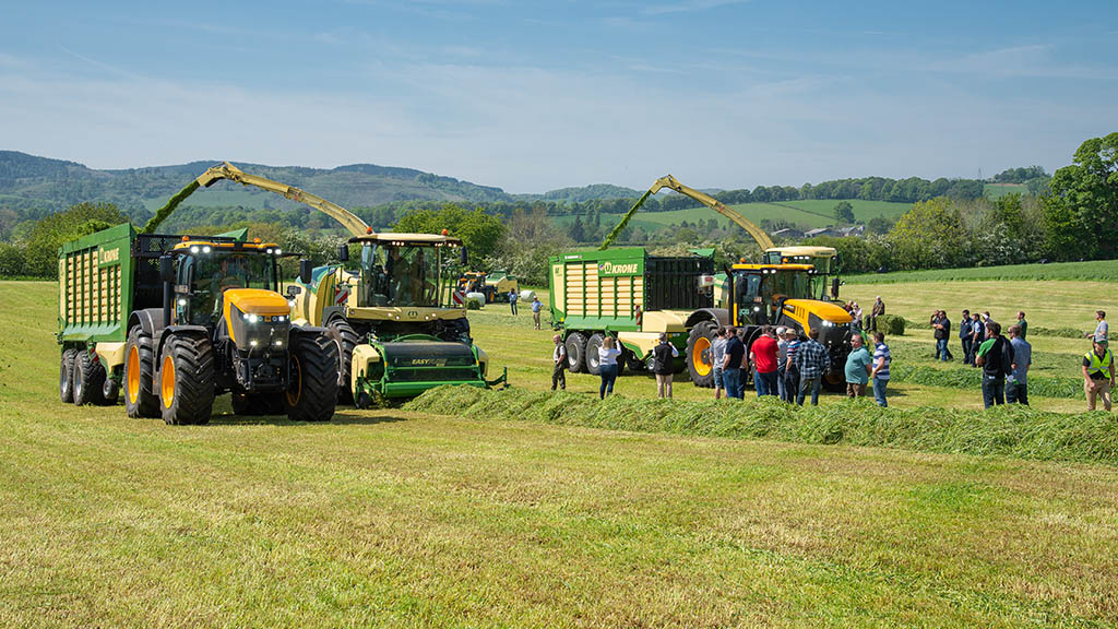 ScotGrass 2019: Weapons of grass destruction show off their capabilities