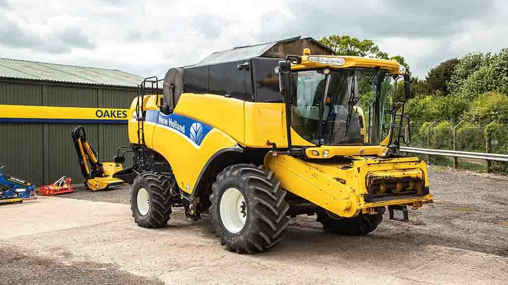 Buyer's guide: What to look for when buying a used CX combine