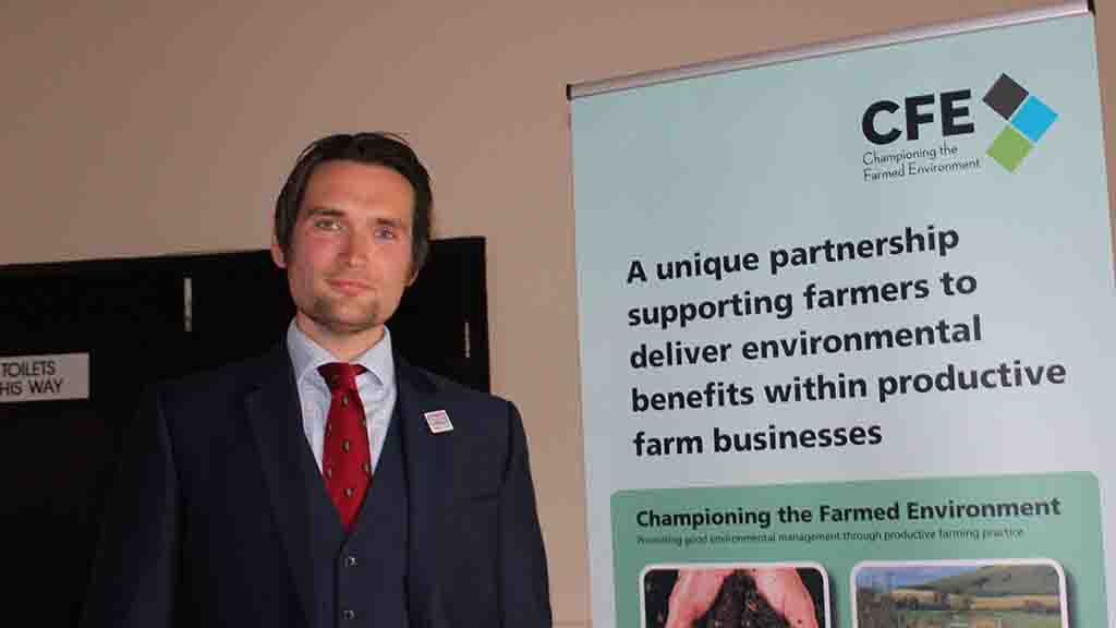 The farmers' views - Joe Stanley, Spring Barrow Lodge Farm, Leicestershire