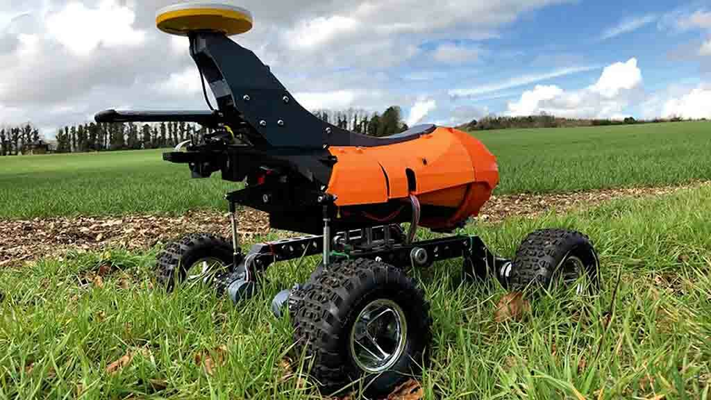 Modest farms likely to benefit most from automation