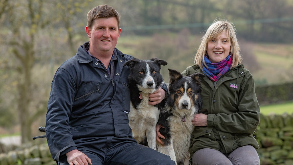 Move to uplands brings new challenges and opportunities for one British farmer