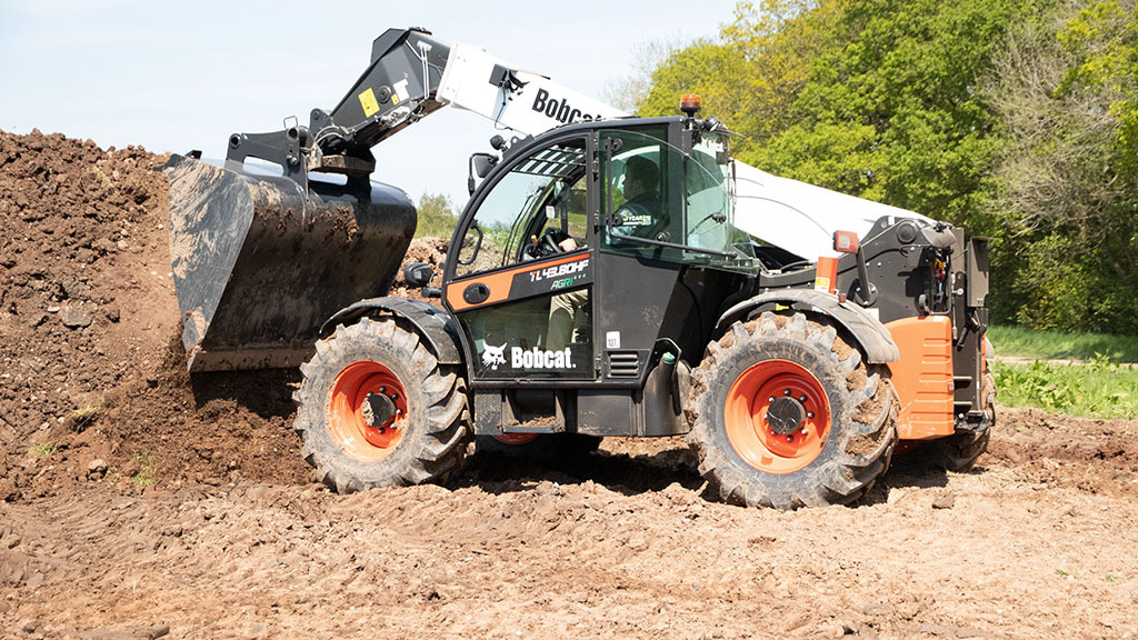 Test drive: Bobcat telehandlers designed to be serious farm contenders