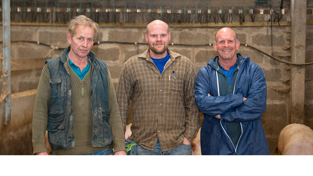 Pigs & poultry special: Upgrading pig unit brings benefits to staff and stock