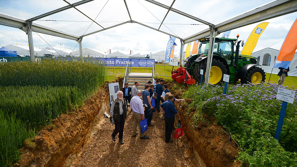 Cereals Preview: Deeper focus on soil health with conservation theatre