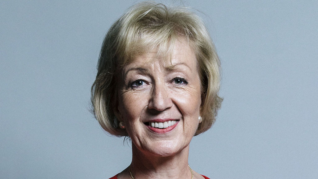 ANDREA LEADSOM – William Hill odds: 9/1