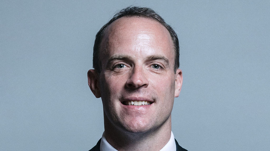 DOMINIC RAAB – William Hill odds: 16/1