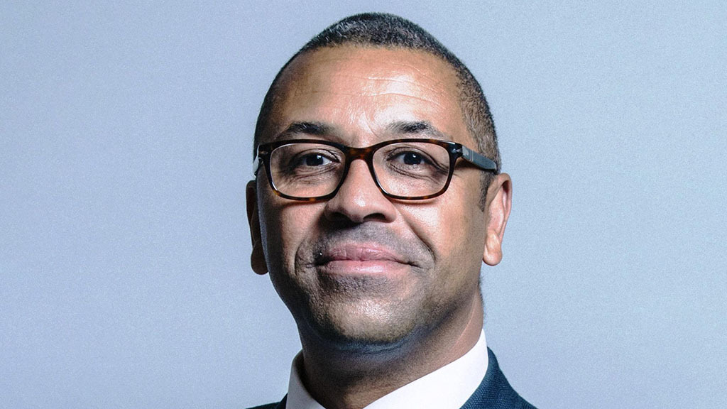 JAMES CLEVERLY – William Hill odds: N/A