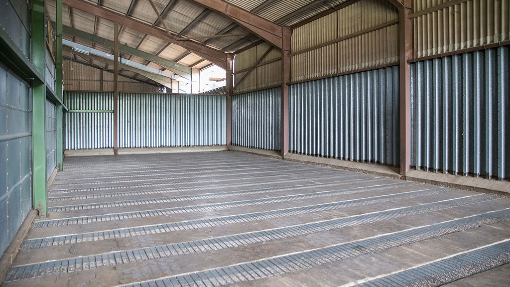 Giving your grain store the once-over before harvest