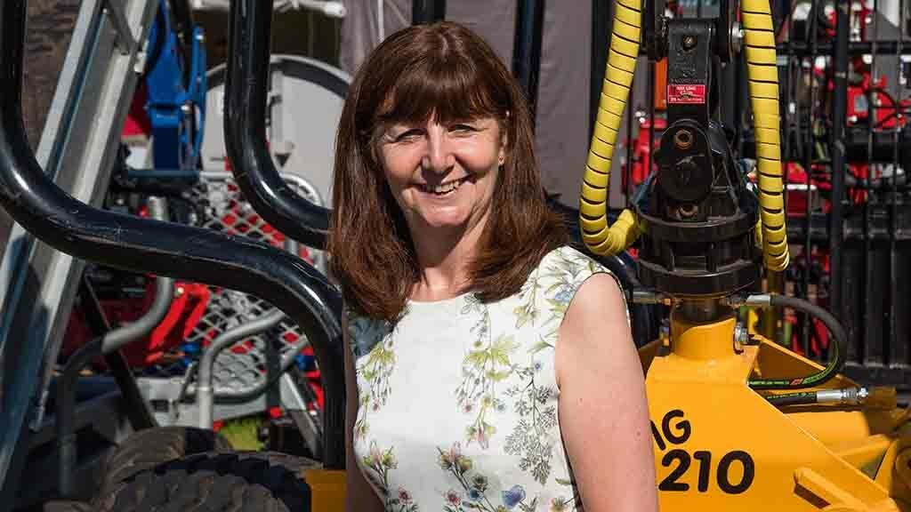 Lesley Griffiths: 'Sustainability will be at the heart of future farm support in Wales'