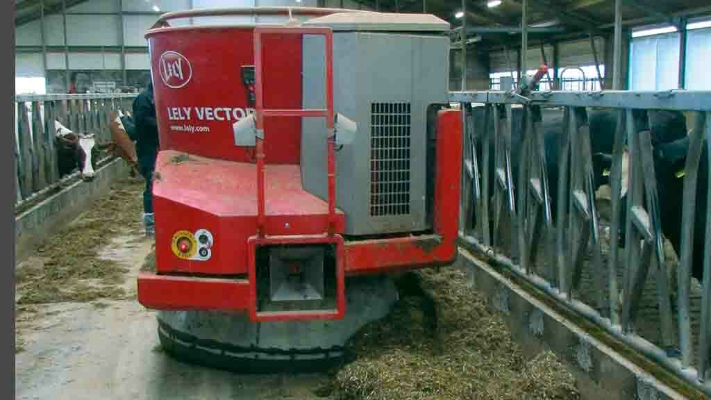 Automation helps next generation of Dutch farmers
