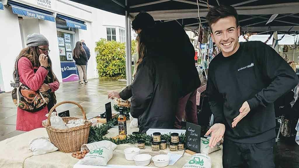 'I see this as such an important mission' - Kent farmer looks to boost cobnut industry
