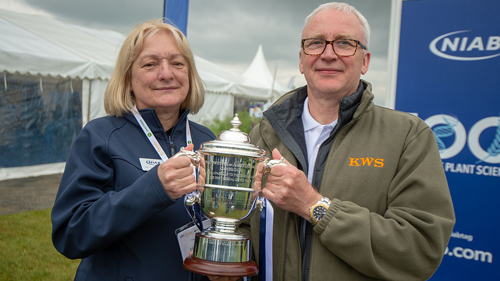 Cereals 2019: Robigus wins Centenary Cereals Cup