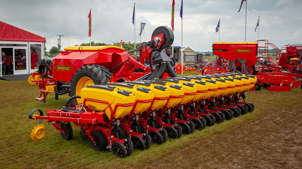 Cereals 2019: Flexible tillage tackle a prominent feature of the show