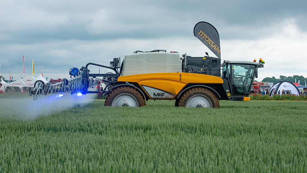 Cereals 2019: Crop protection and nutrition equipment takes centre stage