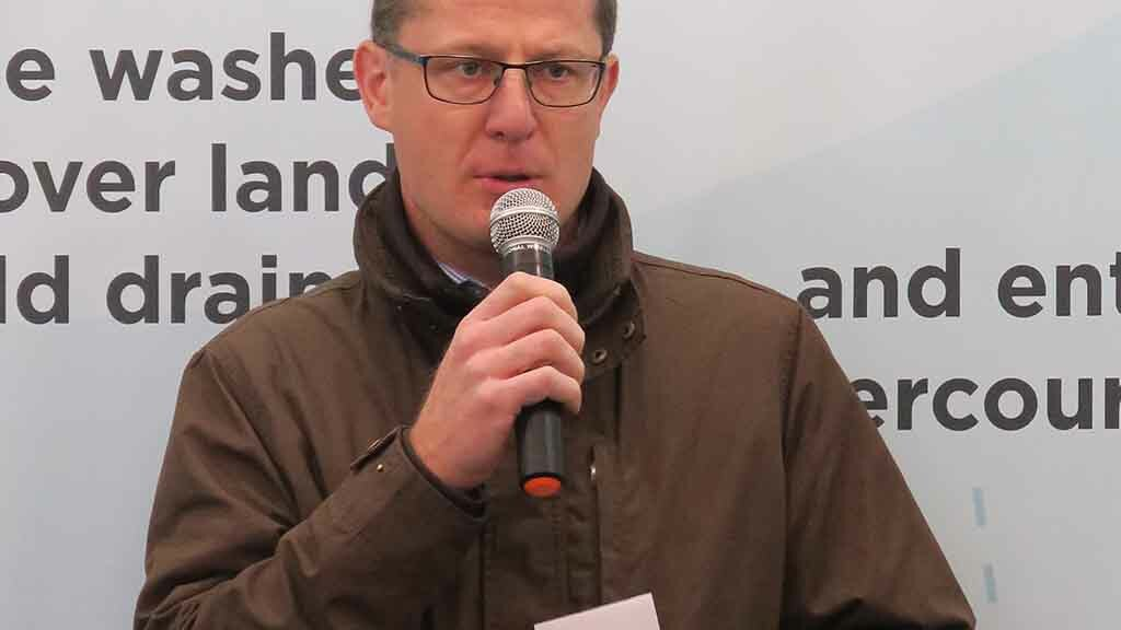 Cereals 2019: Catchment approach to control nitrate losses