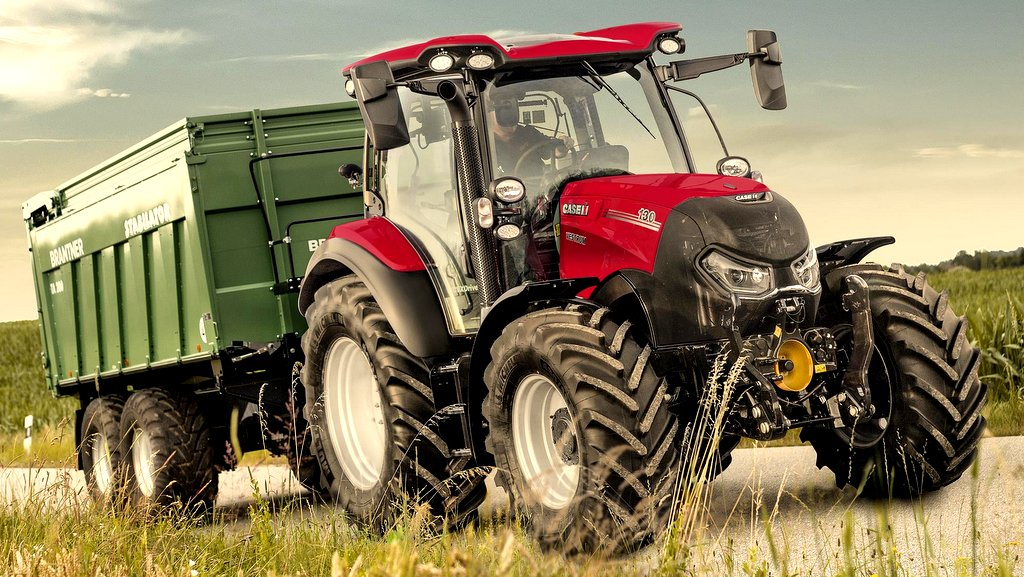 Case IH's Versum range has changed its name to Vestrum.