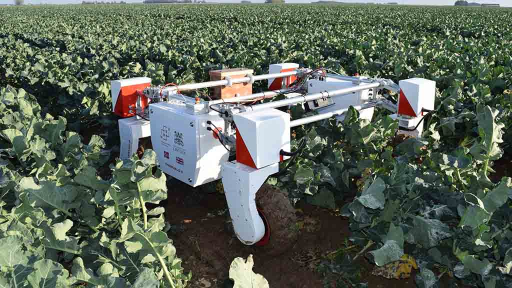University awarded £6.4m for first ever agri-robotics centre