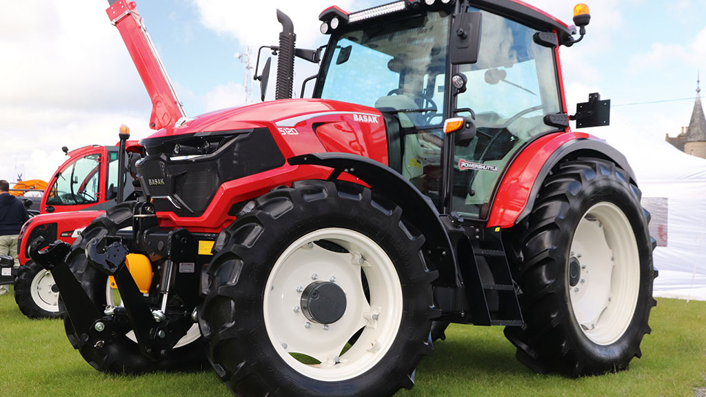 New tractor manufacturer on the block