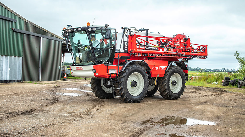 Buyer's Guide: What to look for in a used Condor sprayer - INSIGHTS