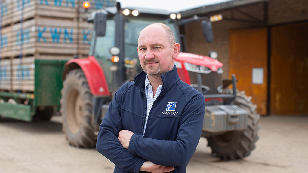 'We want to make it possible for everyone in farming to be open about their sexuality'