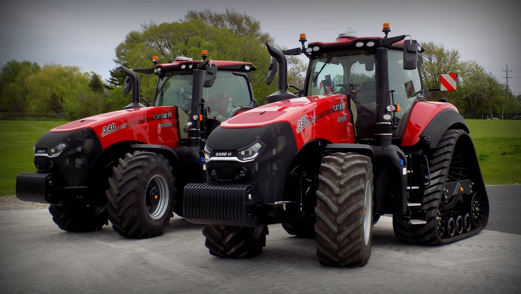 Magnum reloaded: An in-depth look at Case IH's latest tech-packed tractor