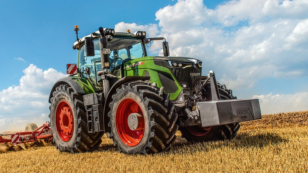 The new Fendt 900 Vario series will be available from July 2019.