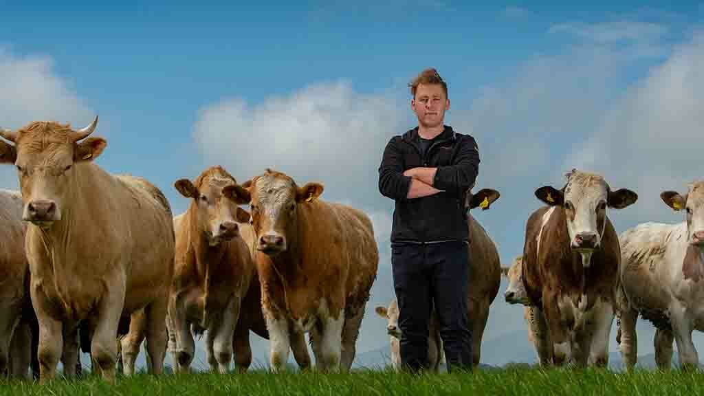 Farm profile: Young farmer turns to technology to add value to his business