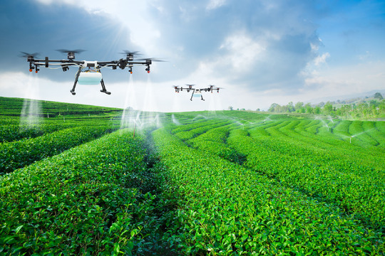 How will agri-tech shake up the food chain?