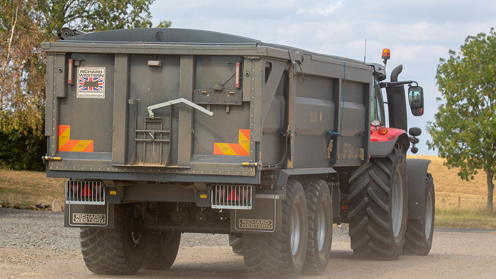 Initiative working with farmers to reduce number of trailer-related incidents