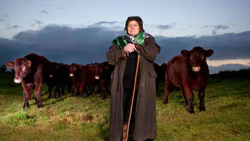 'Everyone would value food more if they understood what a hard life farming is'