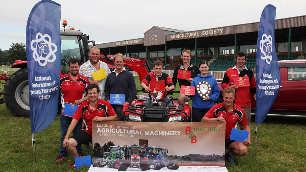 Young Farmers championed for farm safety knowledge following 'safety skills' test