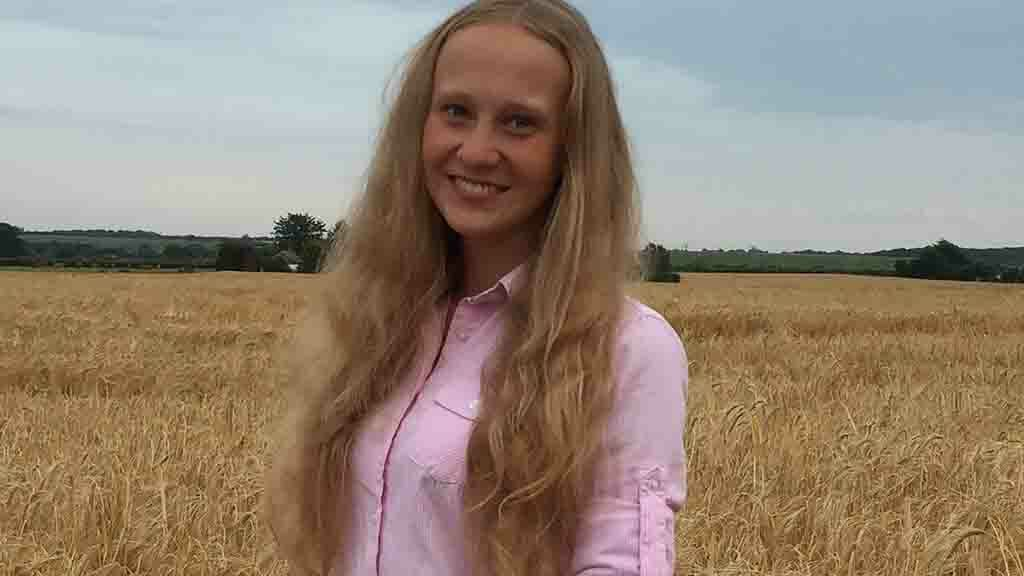 Young Farmer Focus: Fran Hadley - 'It's important to promote the industry's sustainability'