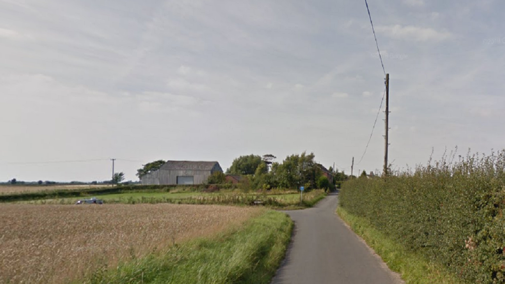 Farmer shot as masked men raid farmhouse and steal shotguns, jewellery and cash