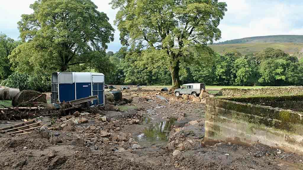 Emergency £50,000 funding for farms devastated by flooding: How to apply