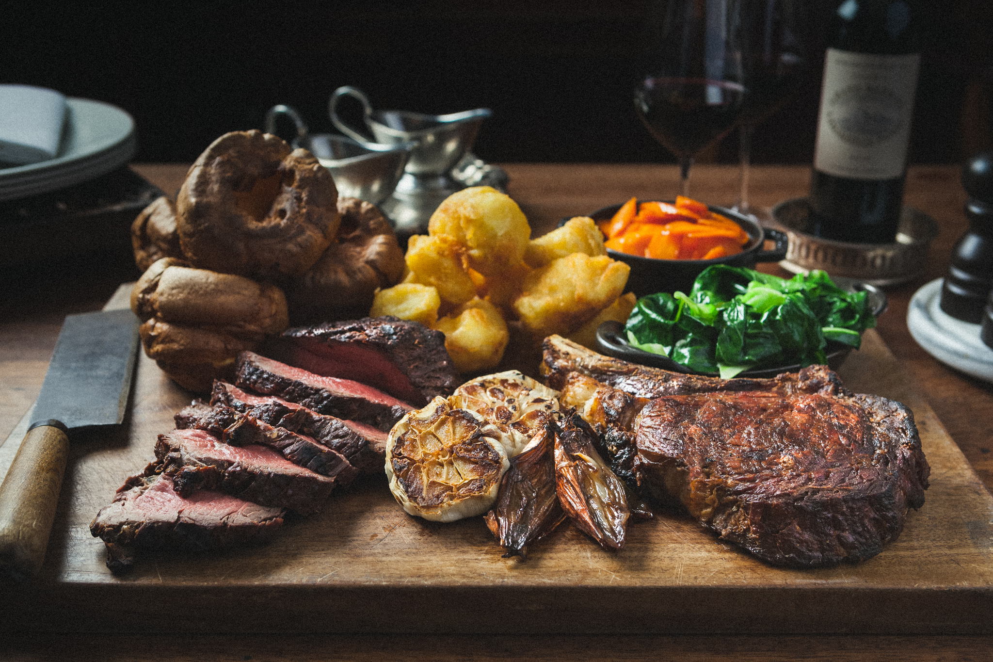 3:10pm: Hawksmoor £150 voucher (Manchester or London)
