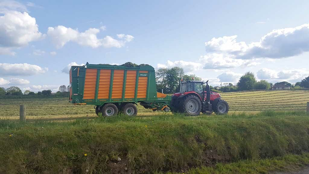 How a forage wagon has enabled flexibility to improve silage and cut machinery costs