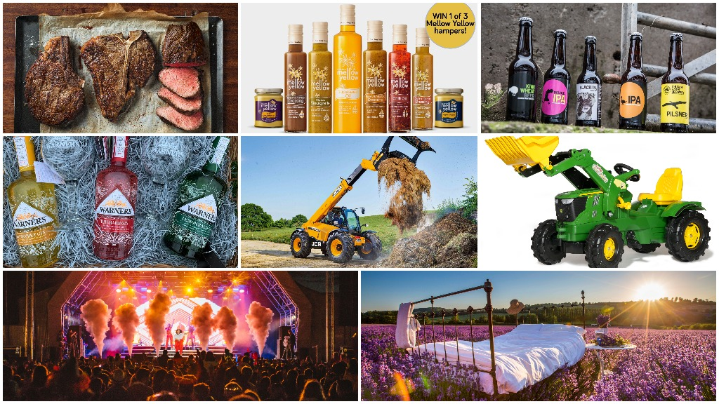 24 fantastic prizes for #Farm24: What you can win and how to enter