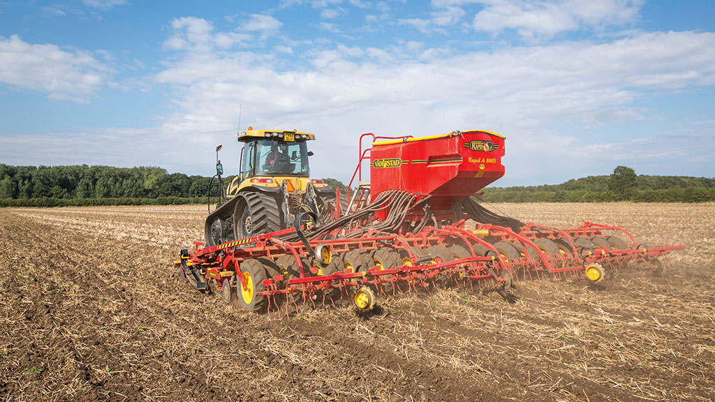 Kick-starting your oilseed rape crop