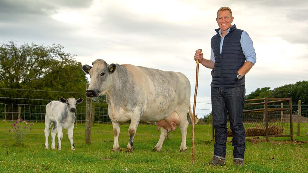 Adam Henson talks rare breeds, Brexit and the value of education